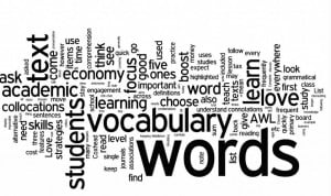 Wordle-vocabulary